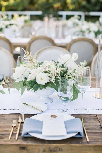 park wedding table decor Brandon Kidd Photography