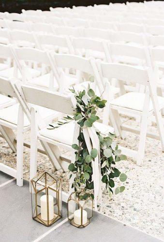 park wedding white chair decor Michelle Lange Photography