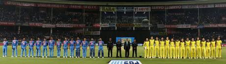 India lost Vizag T20 ~ should India boycott WC 2019 or at least refuse to play Pak ??