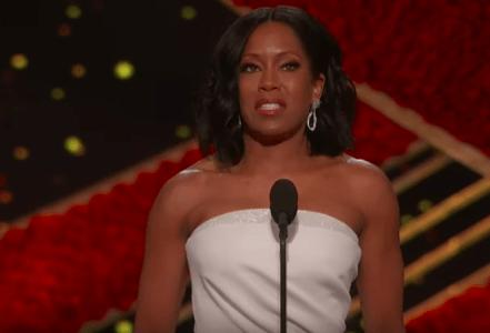 Regina King Thanks Mother 4 Teaching Her About God During Oscars Speech