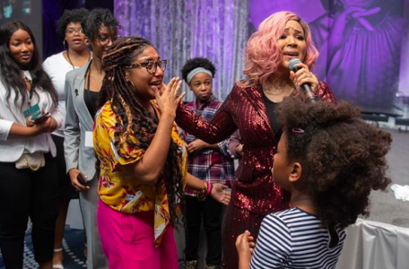 Erica Campbell Takes Them 2 Church During Power Rising Summit in New Orleans