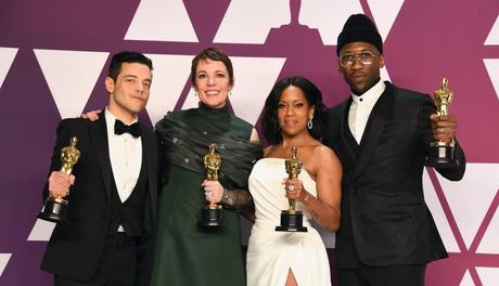 Oscars 2019 – Acting Winners!