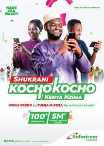 KSh. 340M up for grabs in Safaricom's biggest promotion yet
