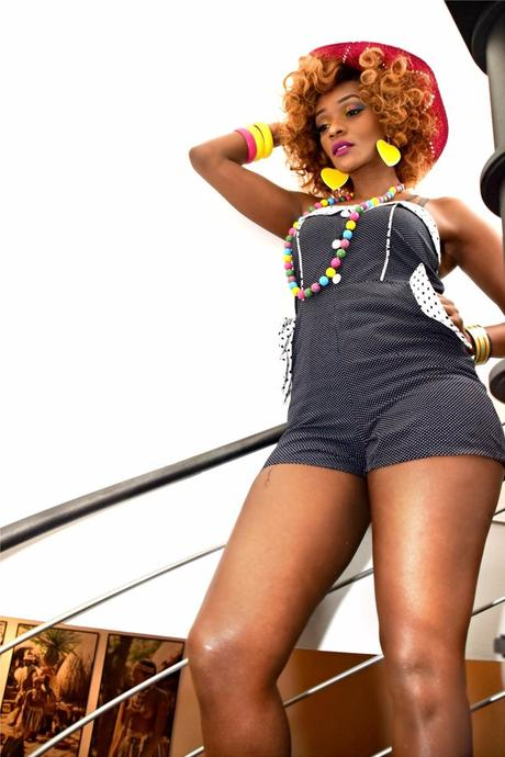Grandpa records singer Mistony chased away like a stray dog at KBC forbeing skimpily dressed