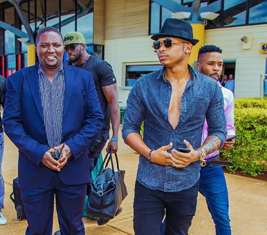 Otile Brown to Jalang'o: Stop always comparing us to Bongo artists