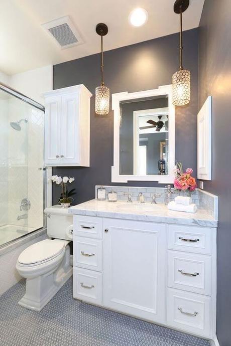 Bathroom Lighting Ideas Small Bathroom Light Pendants - Harptimes.com