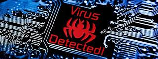 Massachusetts man is issued work computer that is crawling with viruses, leading to child-porn charges that cost him his job and $250,000 in legal fees