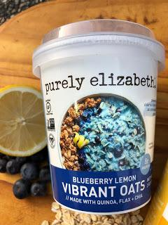 Life Can Be A Cup Of Oats:  Purely Elizabeth Vibrant Oats