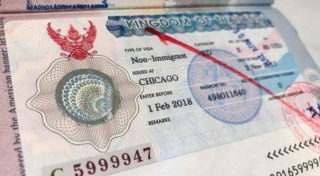 How Much is the Cost of a Thai Non Immigrant Visa?