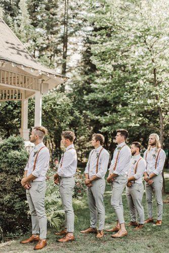 sage green wedding photography with groomsmens stylish look julie bulanov photography