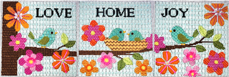 Another Chapter of A Needlepoint Love Story Comes to a Close!
