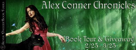 Alex Conner Chronicles by Parker Sinclair