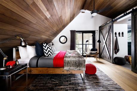Mens Bedroom Attic Ideas
