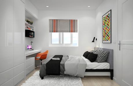 Contemporary Mens Bedroom Ideas
