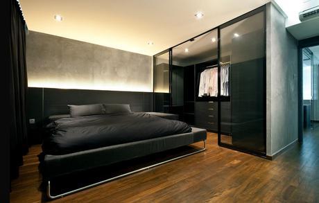 Minimalis Mens Bedroom Ideas