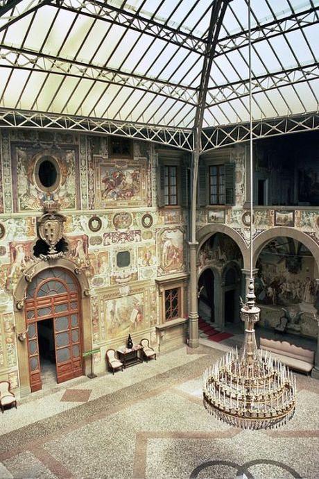 Villa La Petraia - Italy