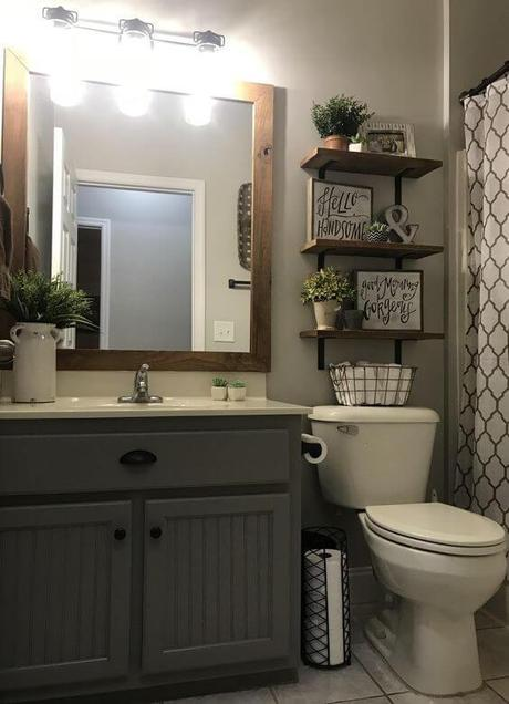 Guest Bathroom Ideas Small Bathroom Design with Warm Ambience - Harptimes.com