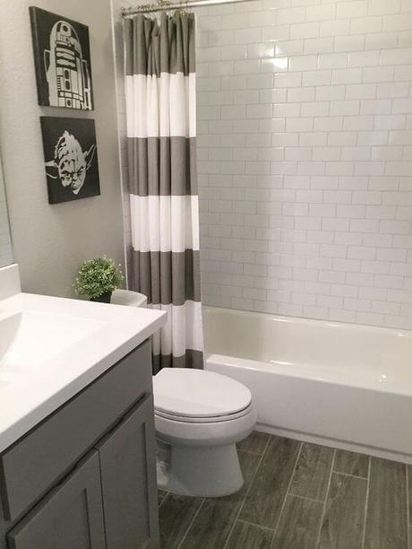 29 Guest Bathroom Ideas to \'Wow\' Your Visitors - Paperblog