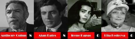 ABC Film Challenge – Oscar Nomination – Z – Zorba the Greek (1964)