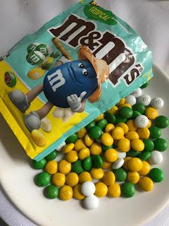 Tropical M&M's Limited Edition (Australia)