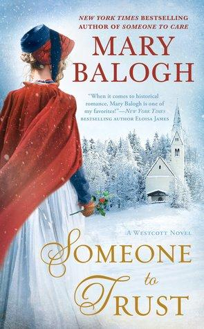 Someone to Trust by Mary Balogh- Feature and Review