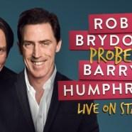 4. Book to see 'Rob Brydon Probes Barry Humphries Live On Stage' – 28th April #London #Theatre  #LondonPalladium