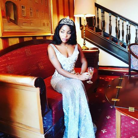 Kenyan top female nominated for the best female afrobeat award in Sweden