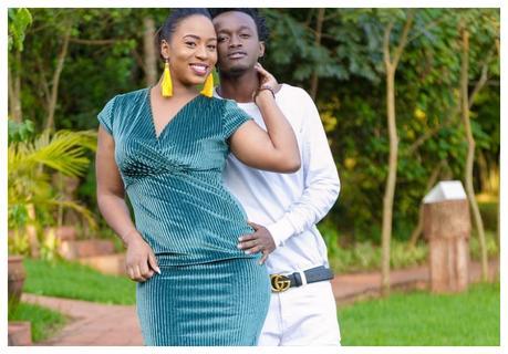 "Bahati and Diana Marua embrace the word ""Shosh"" after Kenyans troll them"
