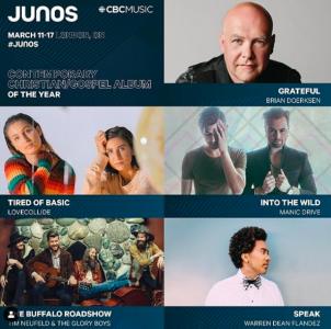 LOVECollide Receives JUNO Nomination 4 'Tired Of Basic' Album