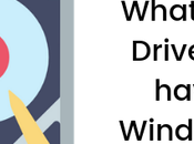 What Hard Drive Have Windows