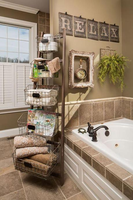 Bathroom Wall Decor Relax, Spa Wall decor - Harptimes.com