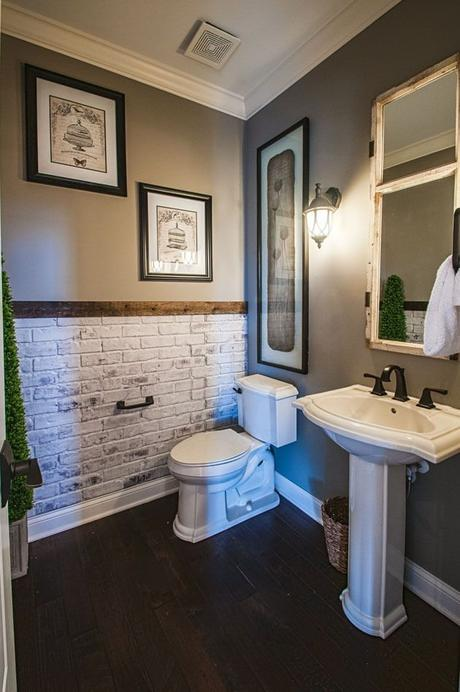 Bathroom Wall Decor Farmhouse Wall Decor - Harptimes.com