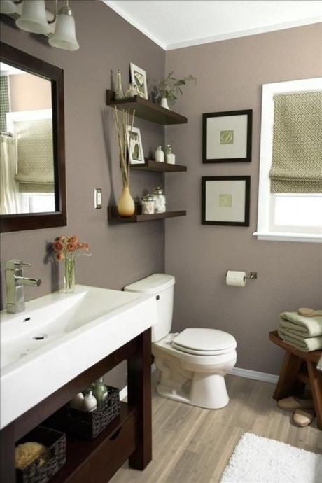 Bathroom Wall Decor Contemporary Wall Decor for Bathroom - Harptimes.com