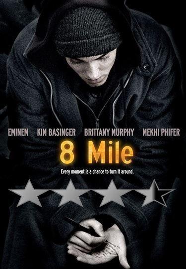 ABC Film Challenge – Oscar Nomination – # – 8 Mile (2002)