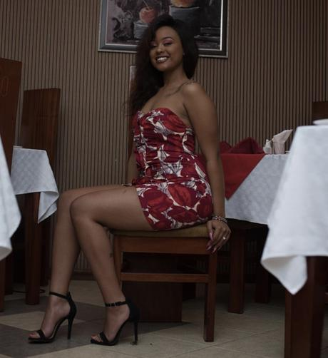 Chipukeezy's new girlfriend giving many sleepless nights with her new photos!