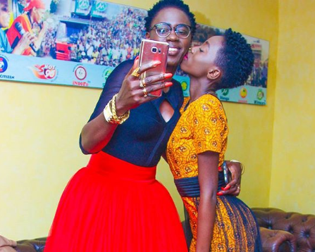 Akothee to daughters: Don't do not come bragging to me that you are carrying a celeb's pregnancy. Fame comes and goes