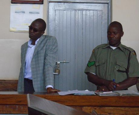 Suspect Who Imitated Uhuru To Carry Out KSh. 10 Million Con Has a Prior Murder Case Pending In Court