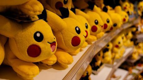 Image: Pokemon Store in Japan, by Jordy/Voltordu on Pixabay