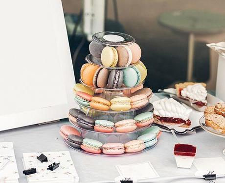 wedding weightloss tasty sweets macaroons diet