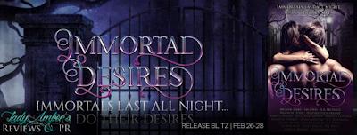 Immortal Desires Anthology