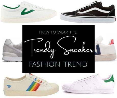 Trendy Sneakers for Grown Women