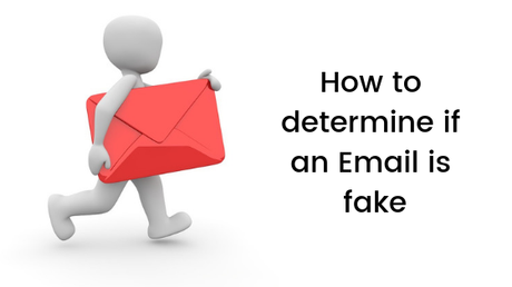 How to Determine if an Email is Fake