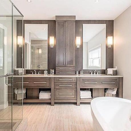 Bathroom Cabinet Ideas Beautiful Master Bathroom Cabinet Ideas - Harptimes.com