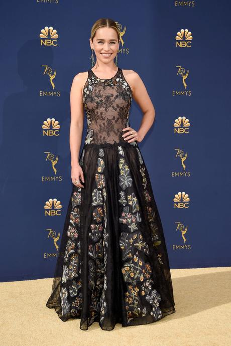 #TheLIST: The Best Dressed at the 2018 Emmy Awards