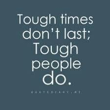 How to Stay Strong in Tough Times?