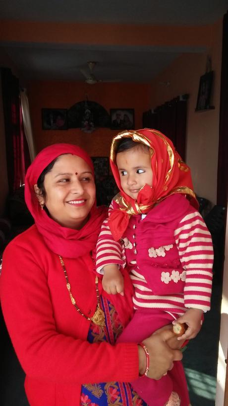 The perfect naughty click of #bua & #bhatiji #trending nakhra from Ira Acharya
