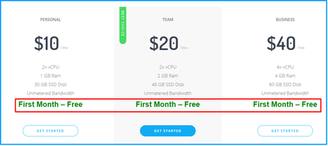 WooServers Review With Discount Coupon 2019: (Get First Month FREE @$1)