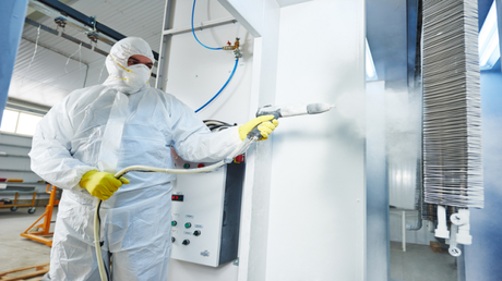 Everything You Need to Know about Industrial Coating