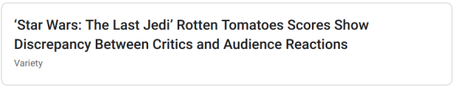 RottenTomatoes Vs. The Internet: About Damn Time They Took Action