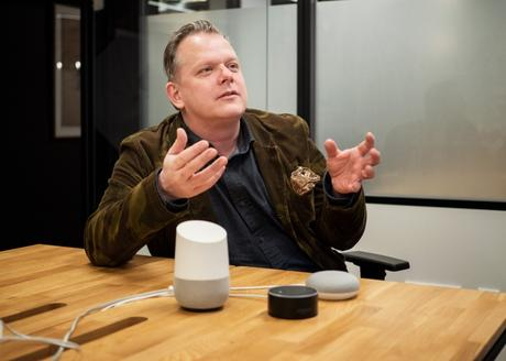 6 Questions for Nodes' Head of Voice Maarten Lens-FitzGerald